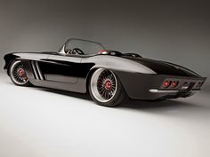 Roadster Shop Chevrolet Corvette C1-RS 1962