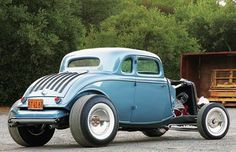 1934 Ford Coupe !
