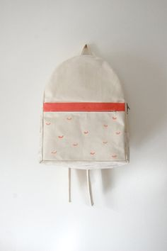 Arch Zip Backpack Sail by PackBags on Etsy