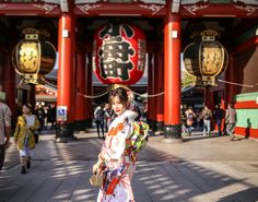 Sensoji Temple Asakusa - Kimono Experience in Tokyo