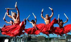 The Edinburgh Festivals - I want to go back.