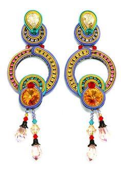 Dori Csengeri earrings, $529
