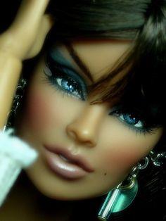 Beautiful face, beautiful photo....