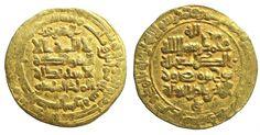 ISLAMIC, Persia (Pre-Seljuq). Samanids. Nuh II ibn Mansur. AH 365-387 / AD 976-997. AV Dinar. - Gold Coins - Coins Eurasian Steppe, Rare Coins, Central Asia, Gold Coins, Ancient History, Archaeology, Persian, Empire, Islamic