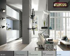 Beton architektoniczny we wnętrzu Divider, Room, Furniture, Home Decor, Magic, Living Room, Bedroom, Decoration Home, Room Decor