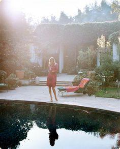Vogue UK June 2004 - High Summer  Model: Gisele Bündchen   Photographer: Carter Smith