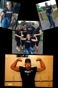 """Hulk Hogan has always been one of my favorite celebrity. What I didn't know was that we would cross path and end up at many at the same events """"high-fiving"""" each other and talking about our Body by Vi passion! We both earned our """"iBuilt t-Shirt"""" and both of us are super pumped promoting the Body by Vi Challenge. These ladies pictured here have all earned their iLost or iBuilt shirts; Wendy Dalton, Rebecca Ray, La'Shaunda Peavy, Allen N Katlyn Carney  Another reason I am thankful for…"""
