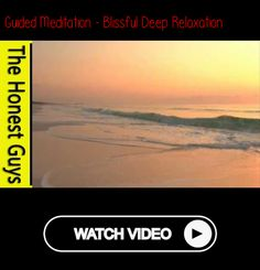 """Guided Meditation - Blissful Deep Relaxation Follow us for more meditation advice. Follow us for more meditation advice. This guided meditation will gently ease you into a state of blissfully deep...""""  #mindfulness #meditating #meditation Meditation Videos, Meditation Music, Guided Meditation, Mind Power, Deep Relaxation, Scene Photo, Middle Earth, Helping People, Behind The Scenes"""
