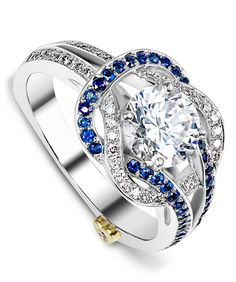 Entangle Engagement Ring