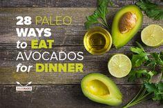 28 Avocado Recipes You Can Make For Dinner