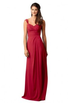 Shop Wtoo Bridesmaid Dress - 788 in Crinkle Chiffon at Weddington Way. Find the perfect made-to-order bridesmaid dresses for your bridal party in your favorite color, style and fabric at Weddington Way. Classic Bridesmaids Dresses, Summer Bridesmaid Dresses, Fall Dresses, Prom Dresses, Summer Dresses, Dessy Bridesmaid, Bridesmade Dresses, Long Dresses, Wedding Bridesmaids