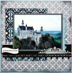 Neuschwanstein Castle-Germany - Scrapbook.com