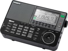 Sangean's World Band FM-Stereo / LW /AM/SW/AUX PLL Synthesized Portable Receiver is the ideal radio receiver. This radio features wide-band long range AM/FM coverage, medium wave, and short wave. Medium Waves, Short Waves, Equipment For Sale, Audio Equipment, Emergency Equipment, Radios, Room Acoustics, Big Speakers, Coding For Kids