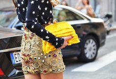 Anna Dello Russo in Dolce & Gabbana <3
