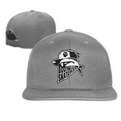 Logo For Body Snatchas Cap Flat Bill Cotton Snapback Ash -- Awesome products selected by Anna Churchill