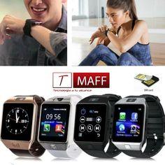 🔥🔥 Nuevo SMARTWATCH imei HOMOLOGADOS..  ⌚Recibes notificaciones de Facebook  ⌚Instagram  ⌚Mensseger  ⌚WhatssApp  ⌚SMS  ⌚Recibe y haces llamadas ⌚Camara ⌚Calendario  ✔Ideal para no sacar tu celular📱en la Calle😲  ✔💯GARANTIZADO ✔CONTRA ENTREGA🚚 ✔ENVIO GRATIS🚘  Tienda MAFF Colombia #TecnologiaATuAlcance Smartwatch, Facebook, Instagram, Calendar, Street, Store, Colombia, Smart Watch