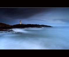 Elie Lighthouse, via Flickr.