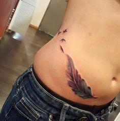 tatuajes para tapar estrias