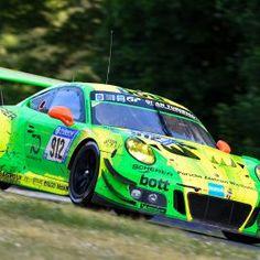 nice 24h Rennen Nürburgring - Manthey-Porsche feiert Rekordsieg Nummer sechs