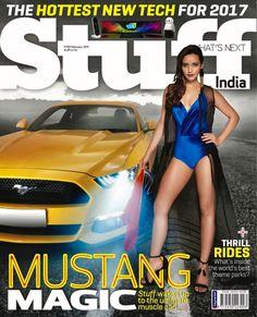 Neha Sharma in Stuff India Magazine Feb 2017     http://blogonbabes.com/neha-sharma-in-stuff-magazine-feb-2017/     #NehaSharma #Bollywood #Mustang #Swimsuit