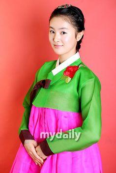 Korean Traditional Clothes   HANBOK   한혜린 & 한복