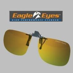 bc039cac90e5 Eagle Eyes Clip On Sunglasses (Universal) by As Seen On Tv. $29.95.