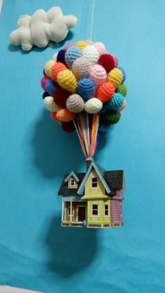 Yukarı bak evi