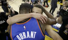 """Column: NBA Finals confirmed why Kevin Durant won't join Warriors = """"I'm worried about basketball. That's what it is for me. It's a basketball decision."""" Those are the words Kevin Durant uttered this week in Austin, Texas, at a promotional event for the release of his signature """"KD9"""" shoe, per....."""