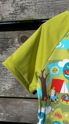 Hoe een mouwzoom in tricot afwerken zonder boordstof en zonder tweelingnaald?