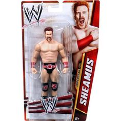 #Christmas For sale online WWE Wrestling Basic Series 24 Sheamus Action Figure #5 for Christmas Gifts Idea Sale . On the internet looking for great Christmas   treats could be a very informative experience, along with many besides customized treats but additionally exclusive treats. The best on the internet purch...