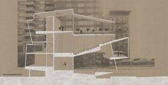 Dance Studios at Queensboro Bridge  by Jonathon Meier