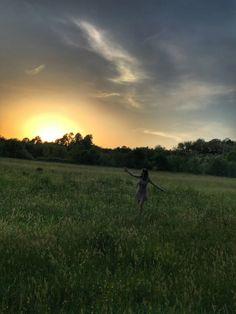#sunset #fairytale #girl #nature #greenland