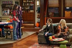 """Girl Meets Upstate"" - Maya and Riley travel upstate to help Maya find her true artistic voice, but neglect to tell Cory and Topanga where they've gone."