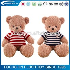 Hot Sale Cute Wearing Clothes Brown Soft Teddy Bear , Find Complete Details about Hot Sale Cute Wearing Clothes Brown Soft Teddy Bear,Teddy Bear,Brown Soft Teddy Bear,Cute Wearing Clothes Teddy Bear from -Yangzhou Evergrow Toys Manufacture Co., Ltd. Supplier or Manufacturer on Alibaba.com