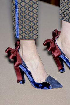 The most beautiful shoes I have ever seen...