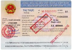 Vietnam visa on arrival is through online application where you need to fill out all the required particulars for approval and obtaining your visa Vietnam on arrival at the airport.