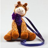 Poochie & Co Giraffe Plush bag