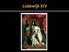lodewijk xiv en het absolutisme ->Lodewijk XIV werd geboren in 1638 en is gestorven in 1715. ->Toen Lodewijk XIV nog maar 5 jaar oud was, overleed zijn vader Lodewijk XIII. Lodewijk XIV kon op dat moment natuurlijk nog niet het land regeren. Mazarin, die op dat moment een soort minister – president was van het land, nam toen tijdelijk de macht over. Toen hij uiteindelijk in 1661 overleed, werd Lodewijk XIV koning van Frankrijk ->De manier waarop Lodewijk XIV regeerde noemen we absolutisme…