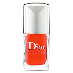 A dazzling, chip-resistant nail lacquer in COLOR Riveria 537 -bright orange coral. Dior Vernis Nail Lacquer will add a splash of luminous color to any look. The long-lasting, glossy formula goes on silky smooth and the vibrant shade adds a tantalizing touch to fingertips and toes. #SephoraColorWash