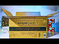 mondo amazon warehousedeals: Amazon Pantry una scatola per risparmiare.