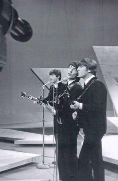 The Beatles, Ed Sullivan Show, 9 February, 1964