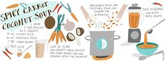 Illustrated Recipes Celebrate the Cooking of Food Around the World