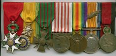 Foreign awards to Belgians WWI - Northern European & Baltic States - Gentleman's Military Interest Club