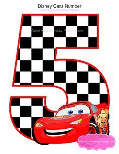Cars decoracion mesa 31 ideas for 2019 Disney Cars Party, Disney Cars Birthday, Cars Birthday Parties, Birthday Cards, Car Party, Car Centerpieces, Birthday Centerpieces, Birthday Decorations, Happy Birthday Logo
