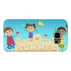 Coolest Summer Beach Fun Samsung Galaxy S6 Case