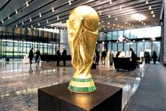 FIFA World Football Museum World Cup Trophy, World Cup Qualifiers, International Football, World Football, Fifa World Cup, Premier League, Roger Federer, Zurich, Saudi Arabia