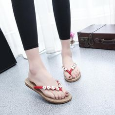 $5.14 (Buy here: https://alitems.com/g/1e8d114494ebda23ff8b16525dc3e8/?i=5&ulp=https%3A%2F%2Fwww.aliexpress.com%2Fitem%2FMint-3-Colors-Women-Fashion-Summer-Flat-Flip-Flops-Sandals-Loafers-Bohemia-Shoes-Jul01%2F32691438067.html ) Mint 3 Colors Women Fashion Summer Flat Flip Flops Sandals Loafers Bohemia Shoes  Jul01 for just $5.14