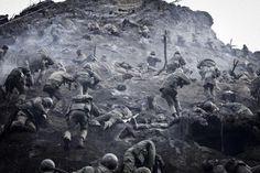Korea, The Battle of Pork Chop Hill.