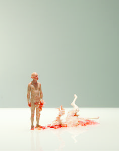 THE DISTURBING SCULPTURES OF DONGWOOK LEE