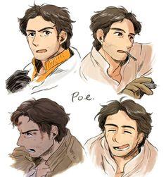 Everybody loves Poe!